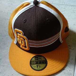 New Era 59FIFTY San Diego Fitted Cap