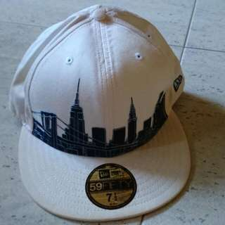 New Era 59FIFTY New York Fitted Cap