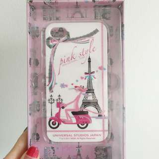 iPhone 4/4s Pink Panther Universal Studio Of Japan Case
