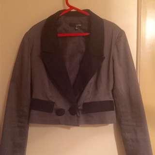 Ladakh Cropped Jacket