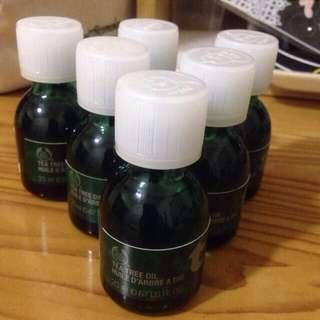美體小舗Body Shop 茶樹精油20ml
