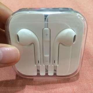 降)iPhone 全新未拆原廠耳機