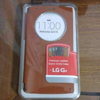 Original LG G4 Quick Circle Case