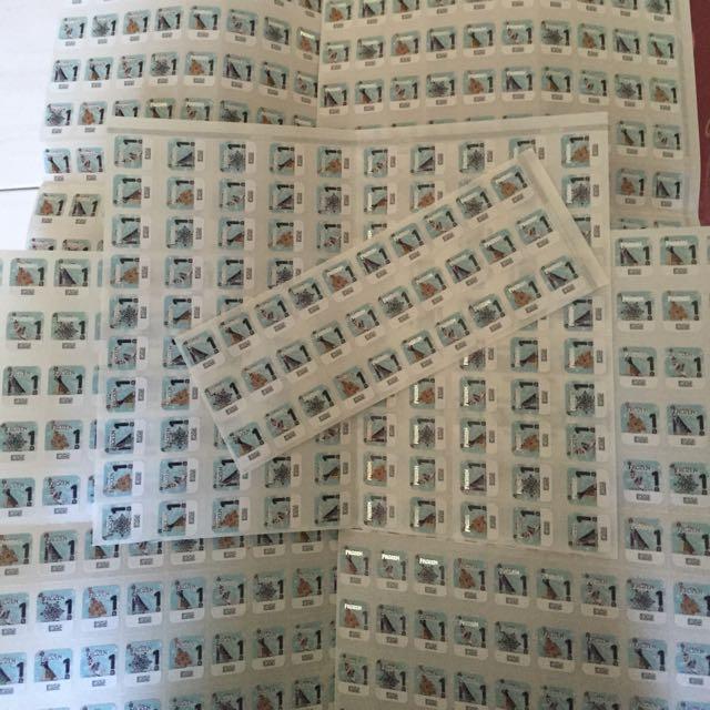 7-11 點數 貼紙 冰雪奇緣 免運費