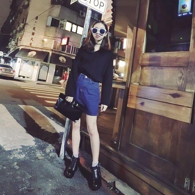 韓版限量設計 帥氣 踝靴短靴