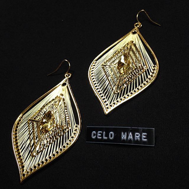 異國風 耳勾式耳環  Earing / CELO WARE
