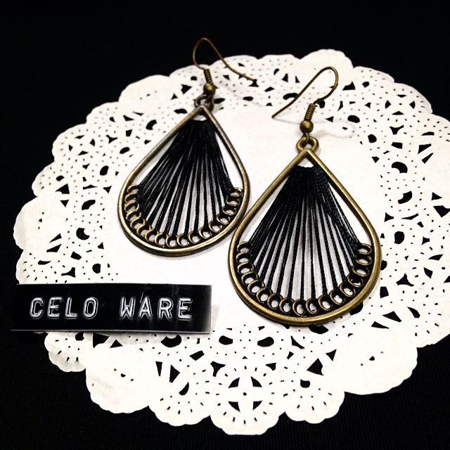 可可香奈兒的餘韻 耳勾式耳環 Earing / CELO WARE