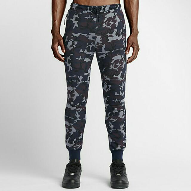 Nike Tech Fleece Camo Pants \
