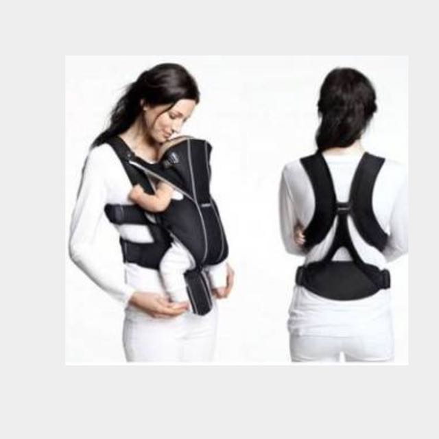 7eb0a1a92f5 Reserved - Baby Bjorn Baby Carrier Miracle Soft Cotton Mix