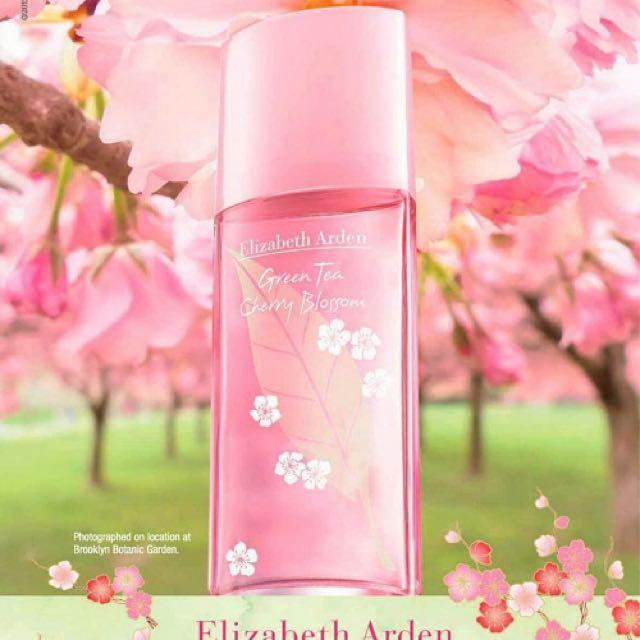 Elizabeth Arden 雅頓 綠茶櫻花 限量 女性淡香水 50ml