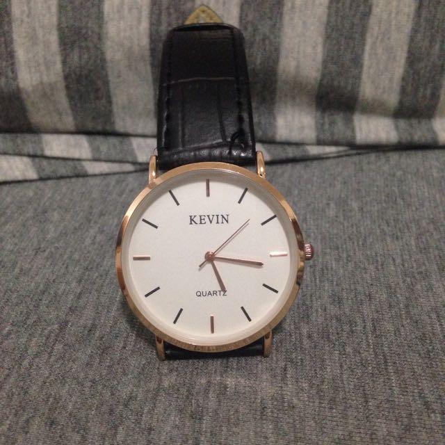 《二手》KEVIN浪漫腕錶