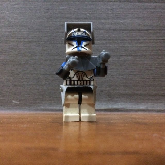 Lego Star Warsthe Clone Wars Captain Rex Toys Games On Carousell
