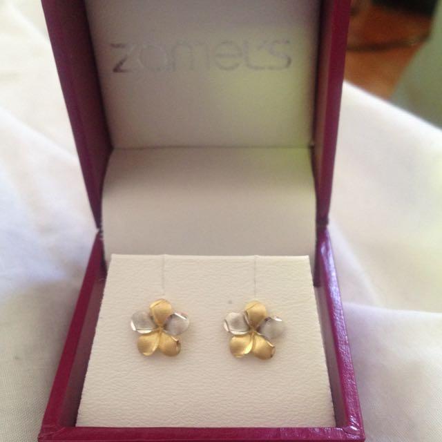 Earings Zamels-new