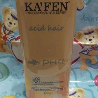 KA'FAN 酸性蛋白保濕滋養霜 大瓶800ml