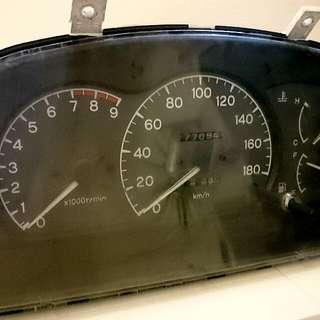Mitsubishi Meter Panel 9K RPM for wira