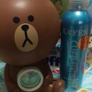 KA'FEN 還原酸蛋白系列 保濕滋潤洗髮精 小瓶250ml