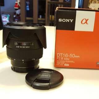 Sony Lens ( SAL 1650/C )