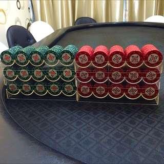 Cartamundi Poker Chips