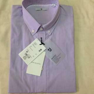Uniqlo J+ Slim Fit Long Sleeve Shirt