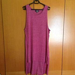 BN Authentic TOPSHOP High/Low Dress