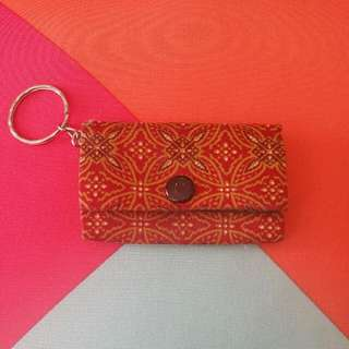 Coin Purse Keychain