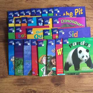 30 Books Of Rigby Star Phonics For $15 Only