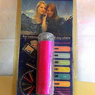 Handphone Charger --- Brand New