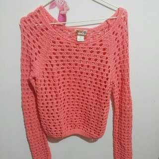(美國帶回)粉色毛衣