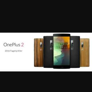Oneplus 2 4GB RAM 64GB