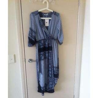 Summer maxi dress-New