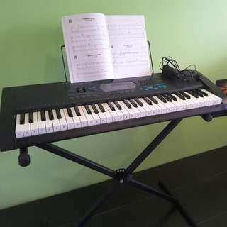 CASIO 61-Key CTK-2100 Keyboard