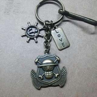 手作海賊鑰匙圈