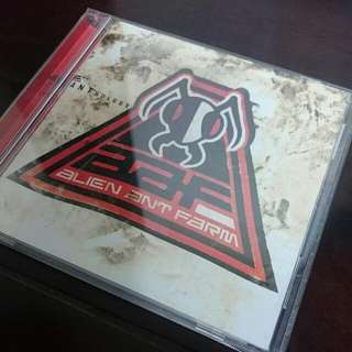 Alien Ant Farm.  Anthology. Cd. Rock
