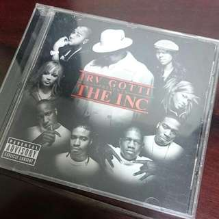 IrV Gotti Presents The INC Cd Hiphop