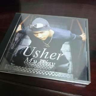 Usher.  My Way. Cd
