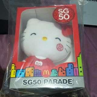 Sg 50 parade Hello Kitty
