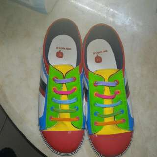 1/2(童)休閒鞋