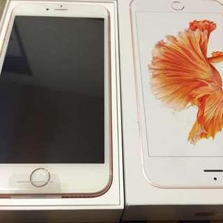 iPhone 6s Plus 64G(玫瑰金)