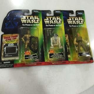 Star Wars Freeze Frames Carded Figures