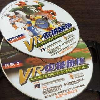 VR中華職棒 正版遊戲光碟