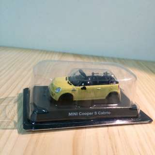 Mine模型車