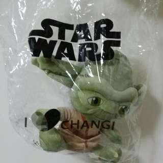 Star War Soft Toy