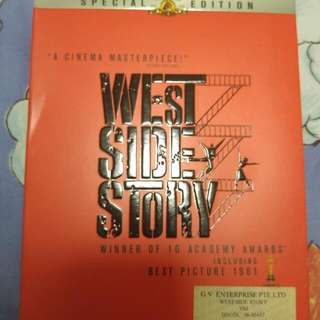 West Side Story Collectors Eddition