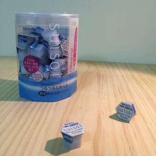 日本Suisai酵素潔顏粉 0.4g/顆(加價購商品)