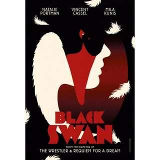 Black Swan :: Movie Poster Limited 4 piece set