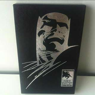 Batman: The Dark Knight Returns 10th Anniversary Slipcase (1996) Limited Edition Hardcover. Signed & Numbered by Frank Miller