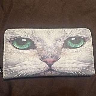 貓咪長夾mizzue