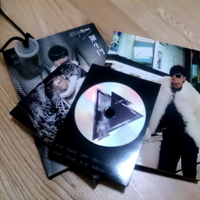 羅生門預購專輯