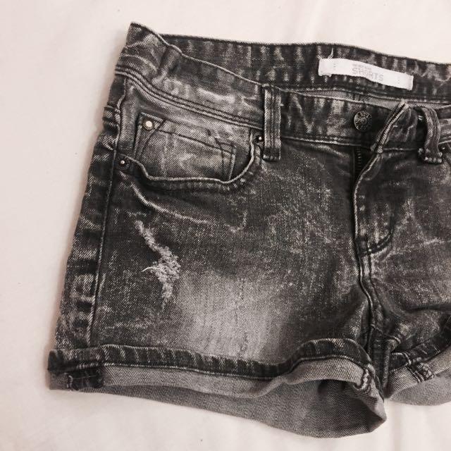 🇰🇷正韓牛仔短褲◻️