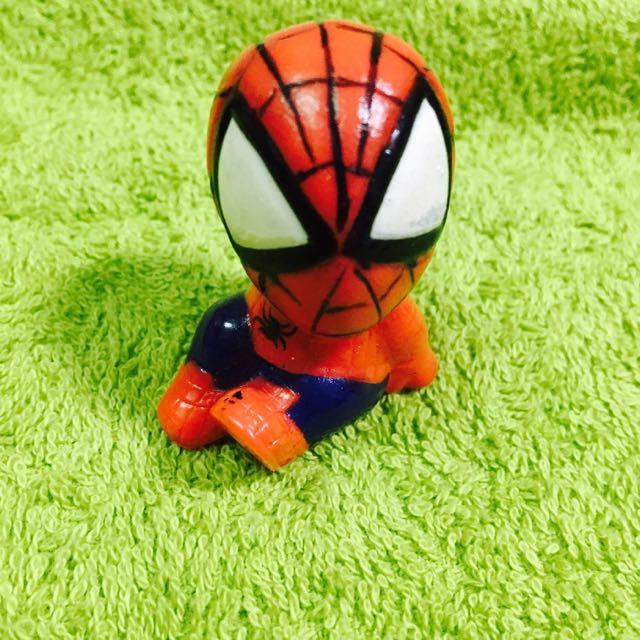 蜘蛛人愛擺pose 👍